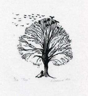 Angela Lemaire - Tree