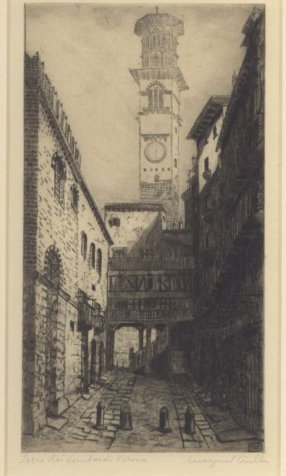 Margaret Aulton - Torre Dei, Lombardy, Verona