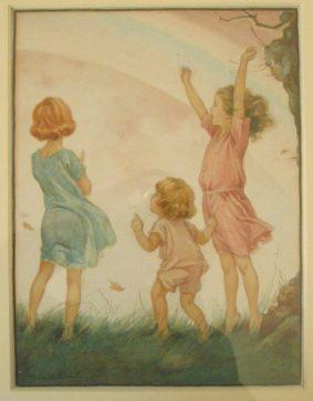 Brisley, Nina K. - Untitled Watercolour