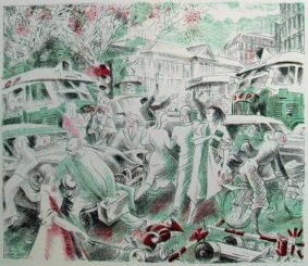 Jean Chieze - Paris Traffic