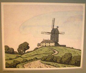 Charles Eastlake - Windmill