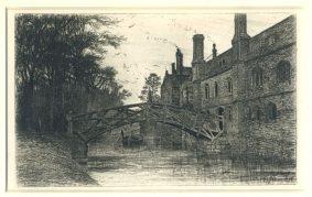 Robert Farren - Queens Bridge, Cambridge
