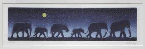 Bernd Hauck - Elephants