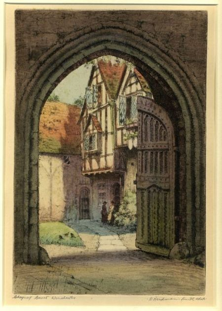 Herdman-Smith, Robert - Winchester, Cheyne Court