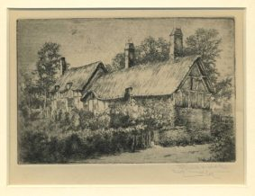 George Huardle-Bly - Anne Hathaway's Cottage