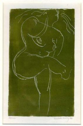 Lindley Kenneth - Monoprint, DANCER