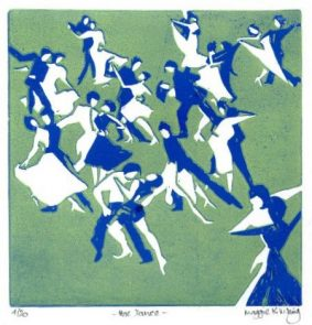 Maggie Kitching - THE DANCE