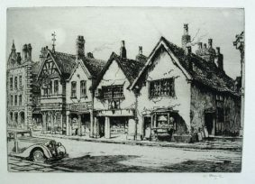 William Monk - THE BELL, CHESTER