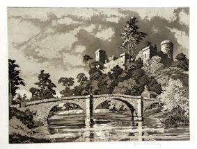James PRIDDEY - LUDLOW CASTLE