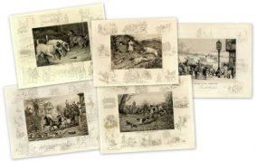 Frank Paton Christmas Cards