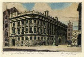 Joseph Frank Pimm - The Midland Institute, Margaret St.