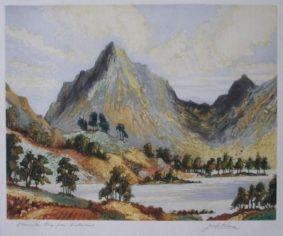 Joseph Frank Pimm - Honister Crag