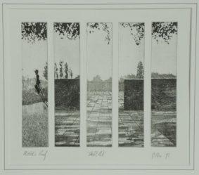 G Pine - Formal Garden