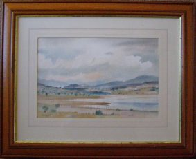 Roland Vivian Pitchforth - Beauly Firth