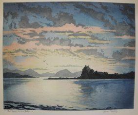 Priddey, James. ROAD TO THE ISLES