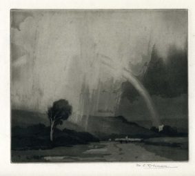 Mabel C Robinson - Storm