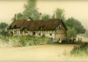 Edward Sharland - Anne Hathaways Cottage