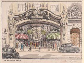 Graham Barry Clilverd - The Burlington Arcade